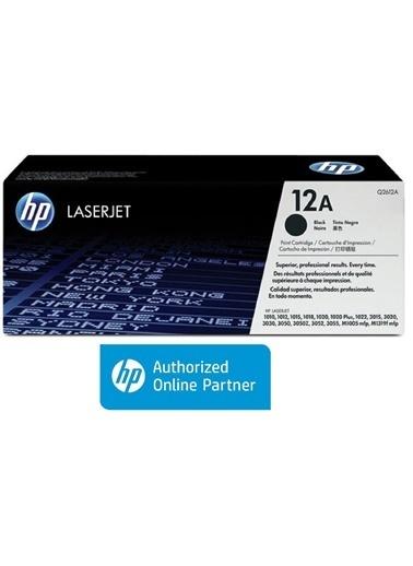 HP HP Q2612A (12A) SIYAH TONER Renkli